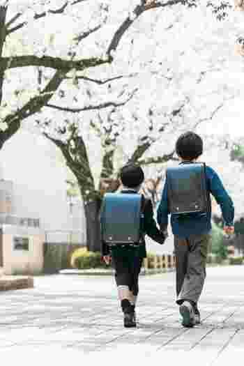もうすぐ新生活の春がやってきますね。ピカピカのランドセルとともに小学校生活を始めるお子さんも多いのではないでしょうか?