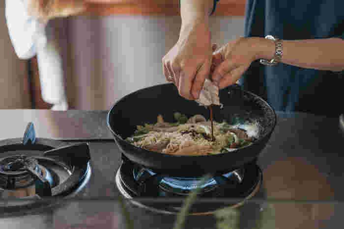 忙しい日の強い味方【焼きそば】の基本とアレンジレシピ