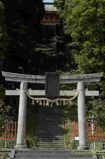 JR仙石線の本塩釜駅から歩いて15分ほどのところにある「鹽竈神社(しおがまじんじゃ)」は、東北最大のパワースポットとして知られています。特に表参道にある男坂は、運気アップや勝負運のご利益があるとされています。202段の階段は、体力のある方でも息切れしそうですね。