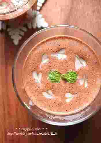 ふわとろ美味しい♪チョコレートムースの作り方&バレンタインにもぴったりな簡単デコレーションレシピ
