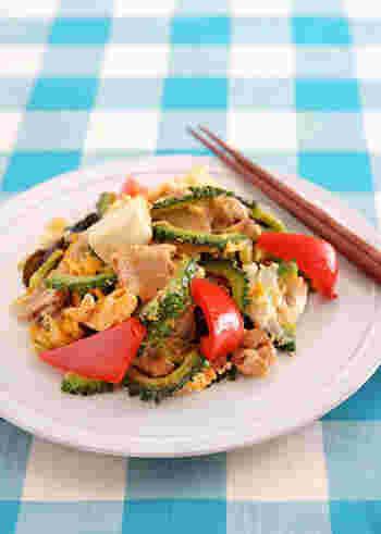 豆板醤で味付けする、夏に食べたいピリ辛レシピです。食欲が無い夏場でも、辛さで食欲アップ!ご飯も進みますよ♪