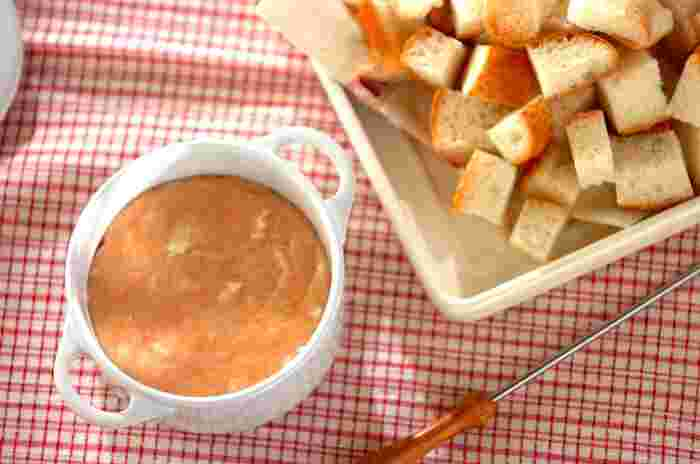 明太子とチーズの相性は抜群!ピリッと辛みのきいた明太子とチーズのまろやかなハーモニーをお楽しみ下さい♪