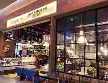 マークイズみなとみらいの1Fにある「J.S. PANCAKE CAFE(ジェイエスパンケーキカフェ)」は、ジャーナルスタンダードが手掛けるパンケーキ専門店です。