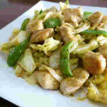 炒めて、蒸して。美味しい組み合わせ「鶏胸肉とキャベツ」のアレンジレシピ