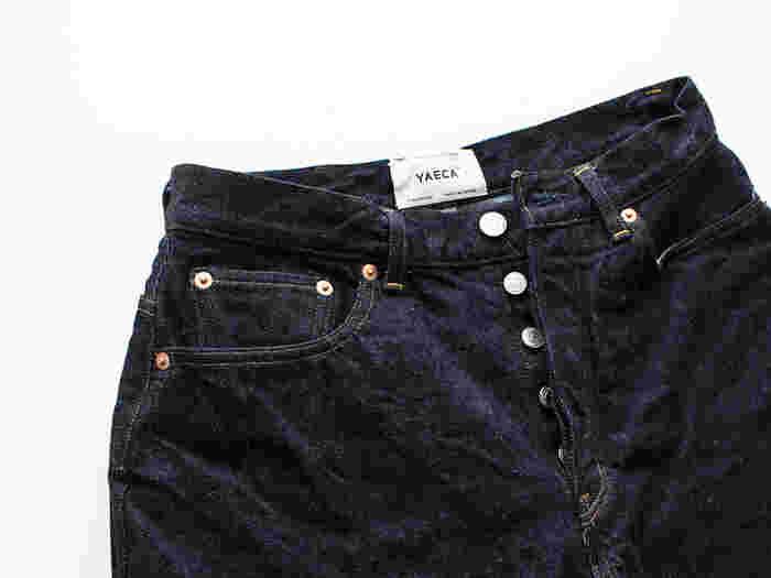 そこで、こちらでは今っぽさを出せる5つのジーンズをご紹介。合わせて、トレンド感満載のコーディネートもまとめていきます。