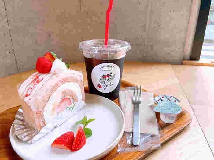 パティシエが作るいちごのスムージーやタルト、ケーキなどは絶品です。テイクアウト専用の「いちびこミルク アイスキャンデー」や、毎年人気の「いちごクリームかき氷」もぜひチェックしてみてくださいね。