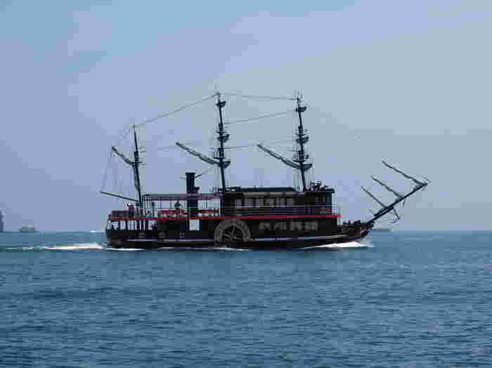 伊豆急行線の終点、下田。幕末に開港した港町下田はとても歴史のある町です。海も抜群に綺麗で、水族館などもあり、観光としても楽しめるエリアになっています。