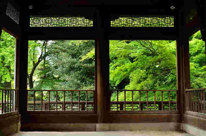 四季折々の風景はもちろん、歴史的建造物も多く見所がたくさんあります。