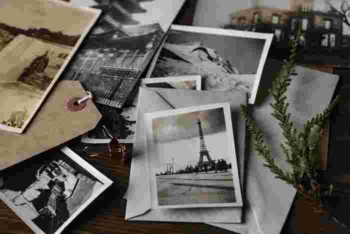 旅行写真はきっと膨大な量になるでしょう。それらをまとめたアルバムを毎年作っていくと、楽しかった思い出も鮮明に蘇りますし、次に旅に出る際の参考にもなって便利です。
