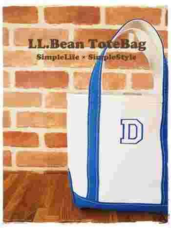 アスレチック体をひと文字で、カジュアルに。ちょっとしたお出かけにもぴったりのバッグになります。