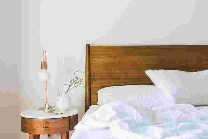 冬を迎える前にお布団やベッドのシーツを入れ替えることも多いはず。そのタイミングに合わせて、ついでにベッドを移動してお掃除してみませんか。  冬ならではのかさばる寝具と格闘したりせずとも、気軽にお掃除することができます♪