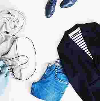洋服を気持ちよく着るために大切なのは、「似合う」かどうかをしっかり見極めること。洋服を買う際は必ず試着をし、それもできればサイズ違いを着てみることがおすすめです。より体にフィットするもの、ラインがきれいに見えるものを選びましょう。