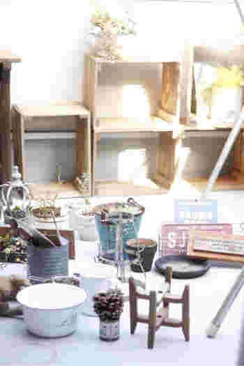 そしてだんだんアイディアが湧いてきて、自分のお気に入りをテーマにした自分だけのベランダカフェが出来上がっていくんだと思います♡ 植木鉢のリメイク術やDIYもヒントにしながら、素敵なベランダ作りを楽しんでくださいね♪