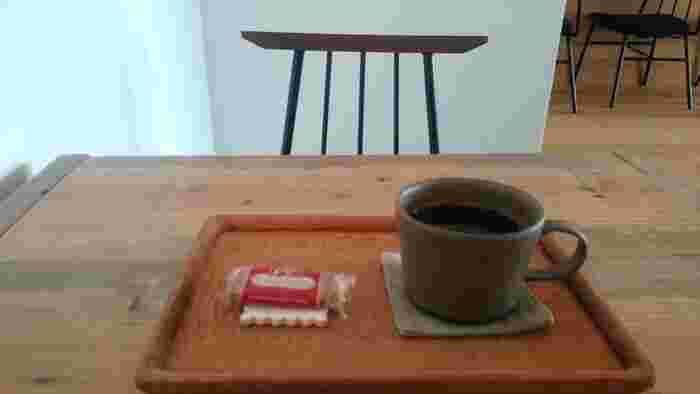 そして、自家焙煎珈琲もおすすめで、生豆を水洗いするところから行うこだわり。コーヒー通も納得の味わいです。コーヒー豆の販売も行っているので、お土産にいかがでしょうか?