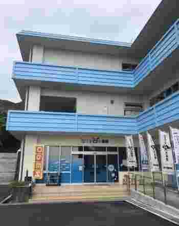 高知県・むろと廃校水族館は、廃校となった校舎や屋外プールを利用し、生き物たちを展示しています。とびばこを水槽にしたり、手洗い場はふれあいプールになっていたり。学校だけど、ちゃんと水族館なのがおもしろいです。
