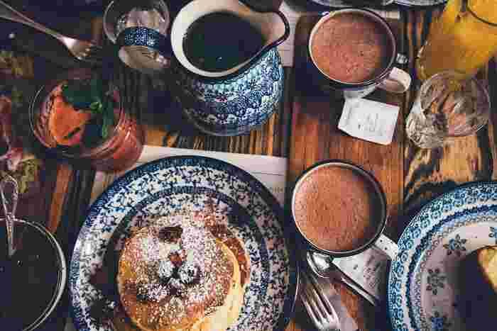 冬はあったかい飲み物でおうちカフェ♪身体ぽかぽか【世界のホットドリンク】レシピ集
