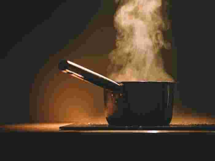 ことことじっくり手間ひまかけて… あったか料理のレシピをご紹介しましょう