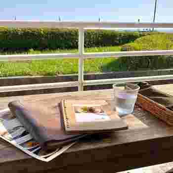 地元民がご案内する《鎌倉の歩きかた》4月篇~爽やかなオープンテラス付カフェ&レストラン~
