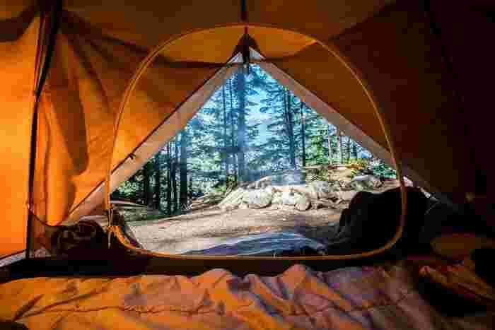 こだわりの【アウトドアグッズ】でワンランク上のキャンプを楽しもう!