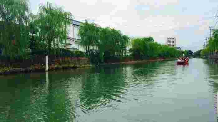 いかがでしたか?柳川には、他にも「中島朝市」や「三柱神社」などがあります。自然や歴史を感じながら、柳川をのんびりと散策してみてくださいね♪