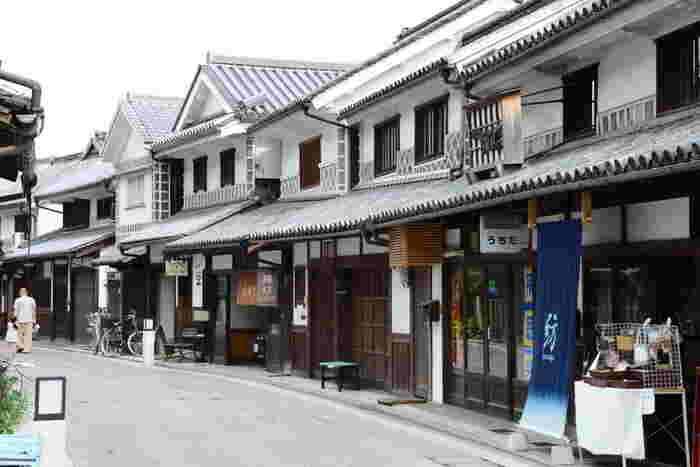 """岡山を初めて観光するのなら。倉敷美観地区で出会う8つの""""素敵"""""""