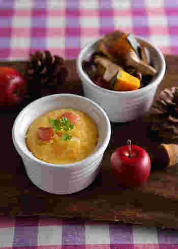 カリウムや食物繊維が豊富で、腸内の働きを良くしてくれる効果が期待できます。子どもの好きな果物でもあり、そのまま食べるのに飽きてきたら蒸しパンにしてみると、違った味わいを楽しめます。
