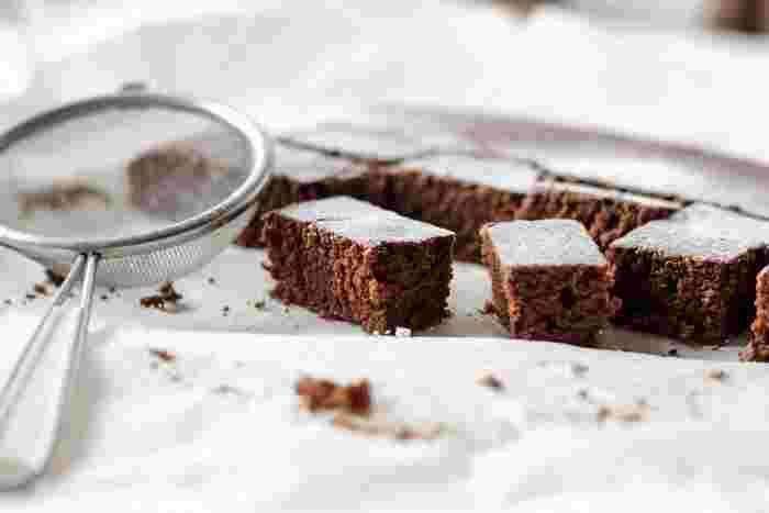 特別なものはいらない!「いつも家にあるもの」でできるお菓子作り