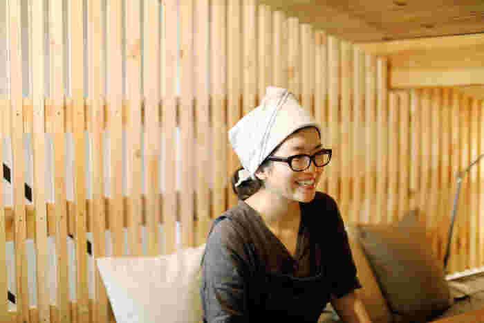 Vol.41 パンと日用品の店 わざわざ・平田はる香さん-この地で、「究極の普通のパン」を作り続ける