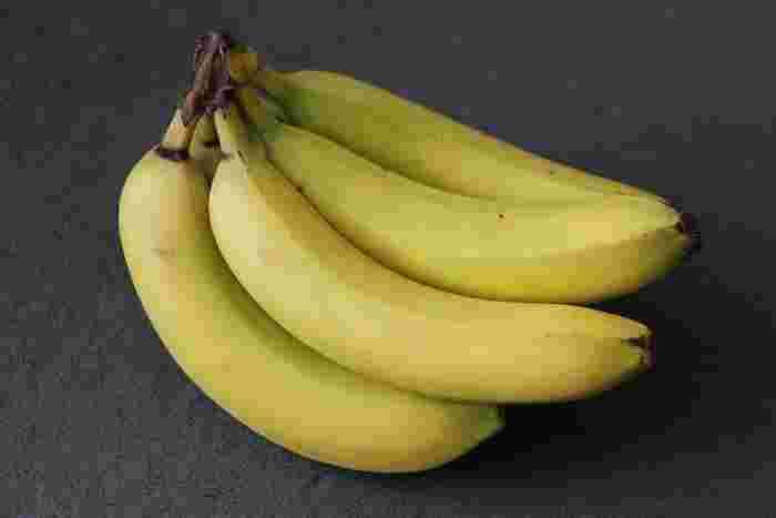 栄養満点フルーツで毎日元気♪バナナのスイーツレシピ集