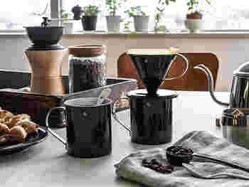 そんなコーヒータイムに欠かせない基本の道具から、一度は使ってみたいおすすめの道具までご紹介していきます♪