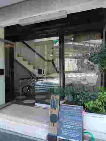 こちらも今、若者に大注目のスポット肥後橋のすぐそばにある「calo bookshop&cafe」は、ランチも楽しめるブックカフェとしても人気のスポットです。