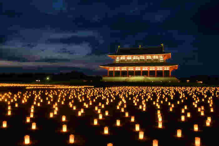 月明かりの下、のんびり散歩しませんか?【奈良】夜のお出かけ案内
