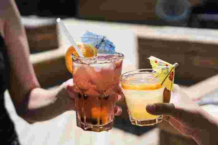 お酒が苦手でも大丈夫♪「ノンアルコールカクテル」の美味しいレシピ集