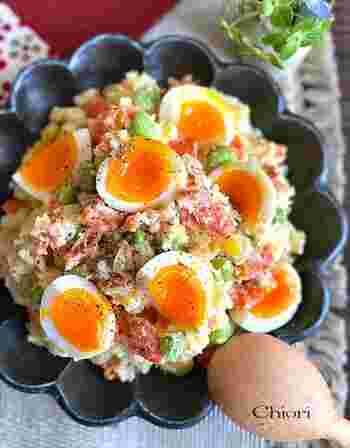 巻いたり、和えたり、包んだり。アレンジいろいろ!卵を使った絶品レシピ20選
