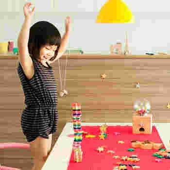 「楽しくお片づけ」をサポート♪すっきりを保つ《子ども部屋の整理・収納術》