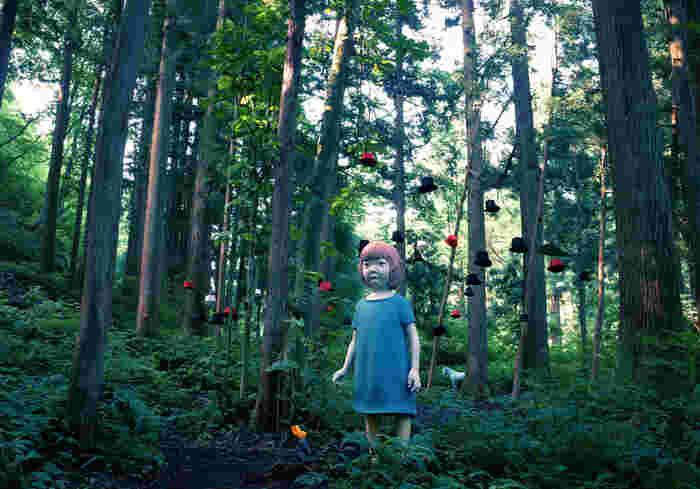 シ・ハイ(施海)「森林梦境 森の夢」 制作年:2015 ※公開終了