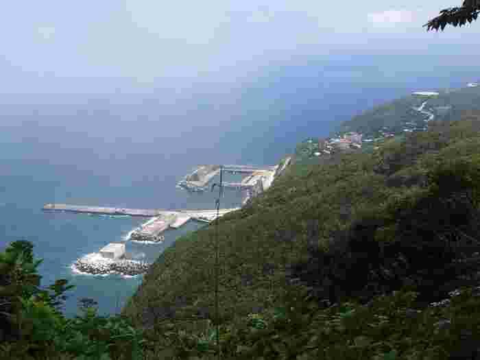 島は周囲約16km、人口はわずか300人ほど。島民は徒歩で10分程度の範囲内にある里に集まっているので、ほとんどの島民の方々が顔見知りで、自然豊かな島でのんびりと暮らしています。