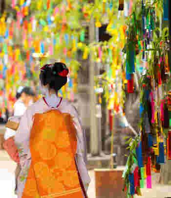 今年の夏は、歴史的な街である京都での七夕を満喫して、京都からあなたの願いを叶えてみてはいかがでしょうか? 各会場によって、開催日時が異なりますので、お出かけ前にはチェックを忘れずに!