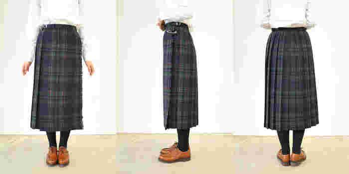 丈はロングから膝丈など…様々な長さがあります。自分のお気に入りの長さを是非見つけてみてくださいね*