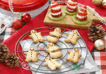 オーブンがなくてもトースターがあれば焼けるクッキーのレシピ!途中でアルミホイルをかぶせるのがコツです。ジンジャーブレッドマンにトースターで挑戦してみましょう♪