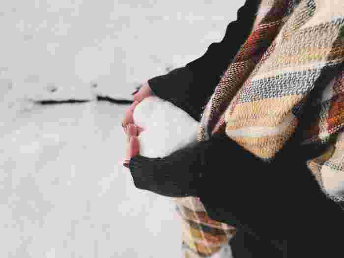 雪の日に出かけたくなる♪お洒落な【スノーグッズ】コーディネート