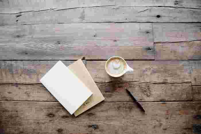 そして、自分のよいところをよく見つめましょう。ノートに書き出しながら整理していくのもよいでしょう。自分の嫌いなところを変えるためよりも、好きなところをより伸ばすためにポジティブ思考をプラスしたいですよね。