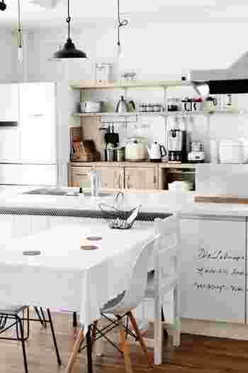 「キッチン家電」の置き方どうしてる?レイアウトで大切な3つのポイントと実例10選