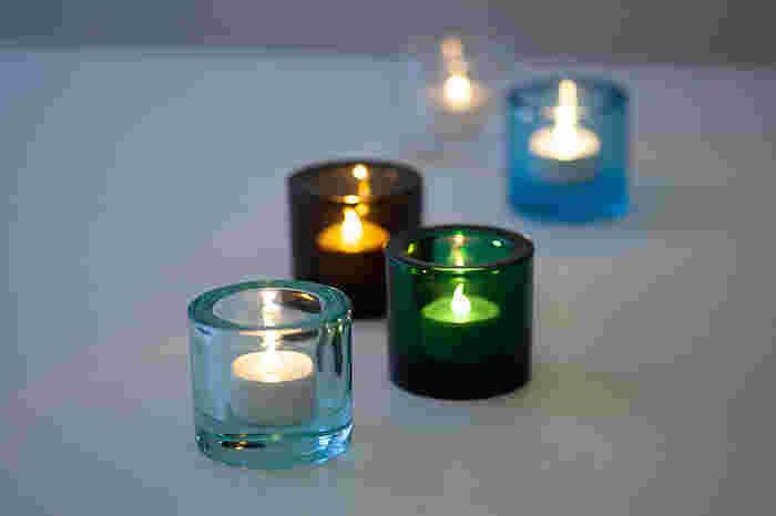 キャンドルの火が不安…お子さんがいるご家庭でも、LEDライト型のキャンドルなら安心して使うことができます。気持ちをホッと落ち着かせて、家族で素敵なひとときを過ごしてください。