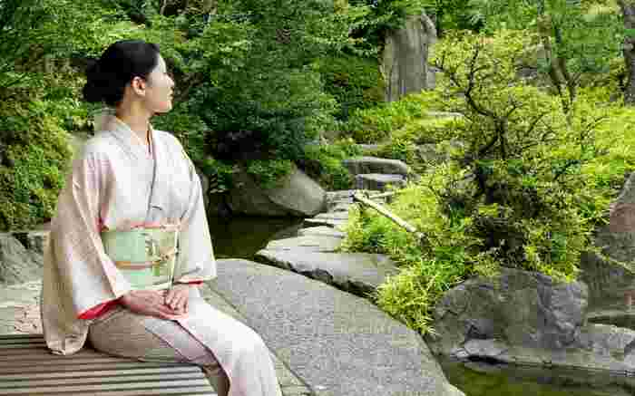 日本舞踊や茶道をはじめとした日本古来の文化には、『型』を身につけることで、心を正しく美しく磨いていくという考え方があります。