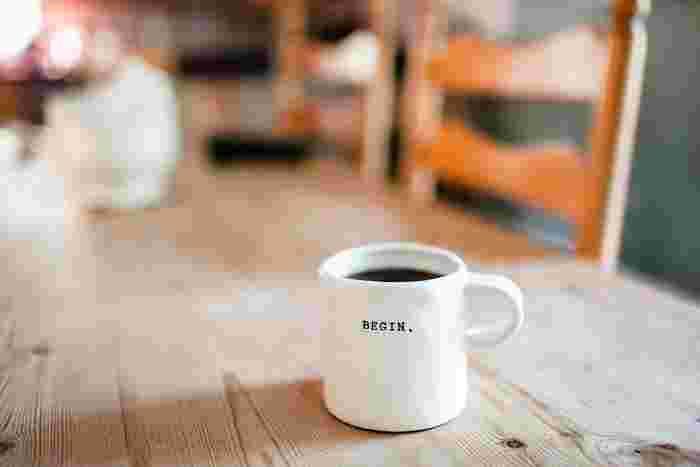 集中したい時、リラックスしたい時は大容量が◎ 毎日使いたくなる「素敵なカップ」