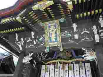 こちらの節分祭では上七軒の芸妓さん・舞妓さんによる日本舞踊奉納や狂言、豆まきが行われています。また鬼を追い払うのではなく、福の神が鬼を封じ込めるということで、豆まきの定番の「鬼はそと~」という言葉は使わないそうです。