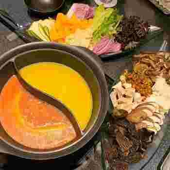 <健康食材×スープ出汁>でぽかぽか温まろう*都内のおすすめ「ヘルシー鍋」