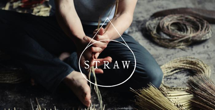 【山形】地域の手仕事文化を引き継ぐ「工房ストロー」の藁細工
