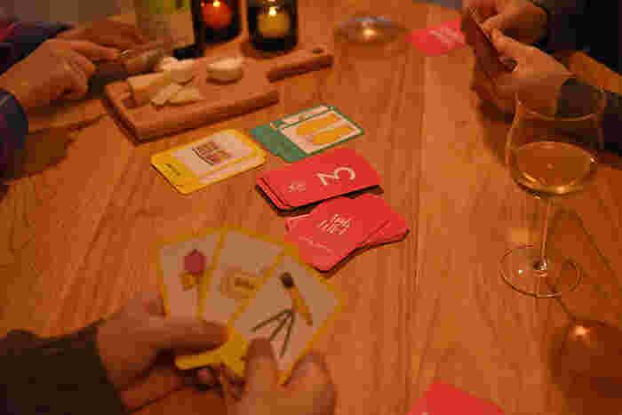 ■こどもも一緒に家族で楽しめるカードゲーム